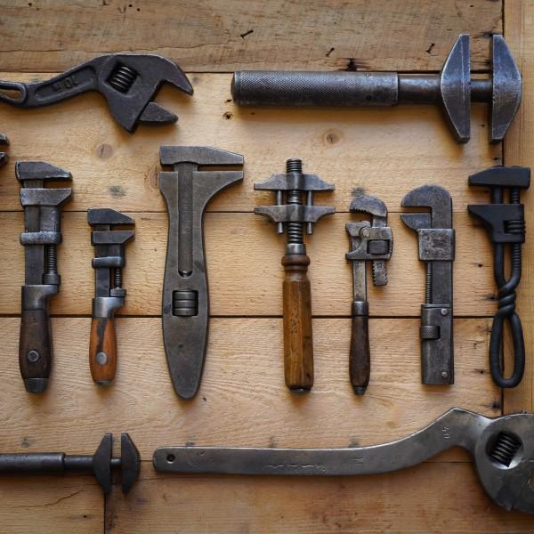Yesterday Tools by Patroklos Stellakis